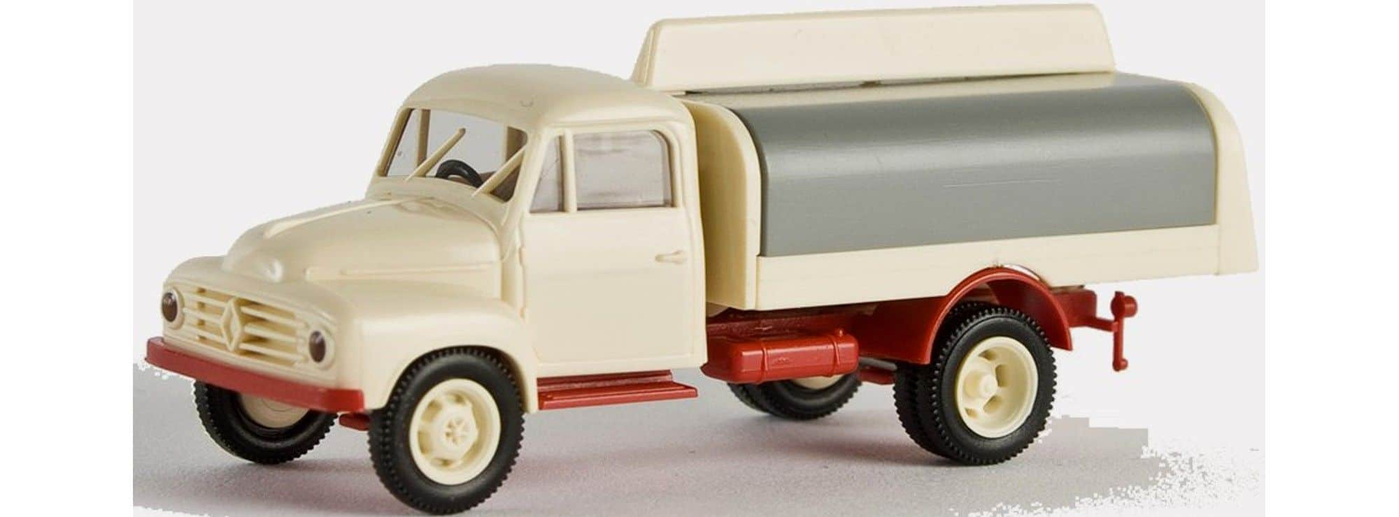 Borgward-B1500-model