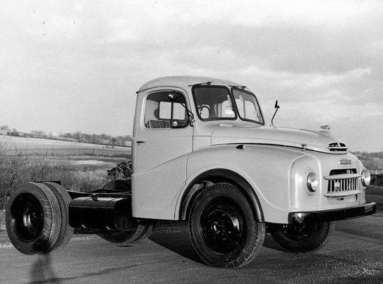 Austin-WE-K300-Tractor---1962---