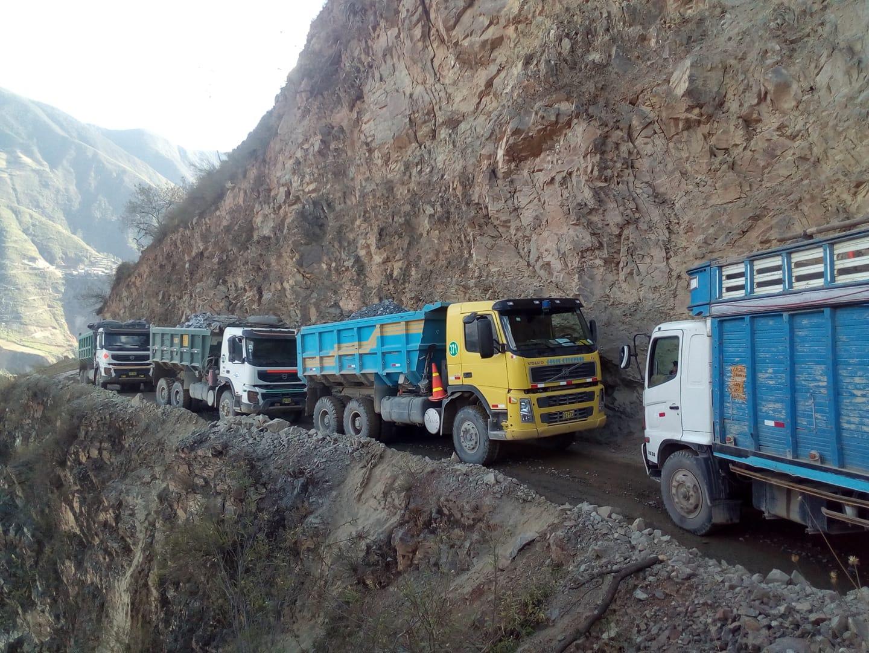 Provincie-Pataz--Benen-route-