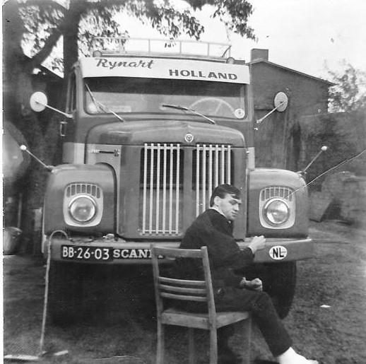 Scania-Vabis-de-eerste-truck-in-1963-