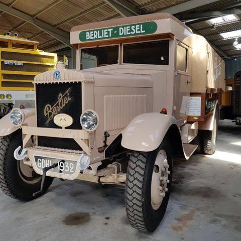 Berliet-Diesel-