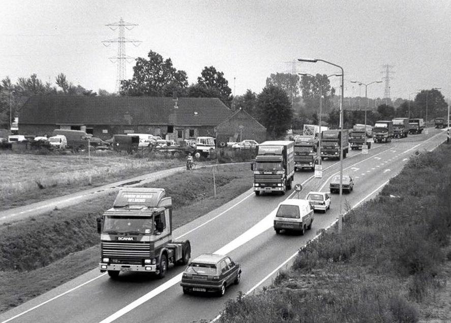 Truckrun-in-1991