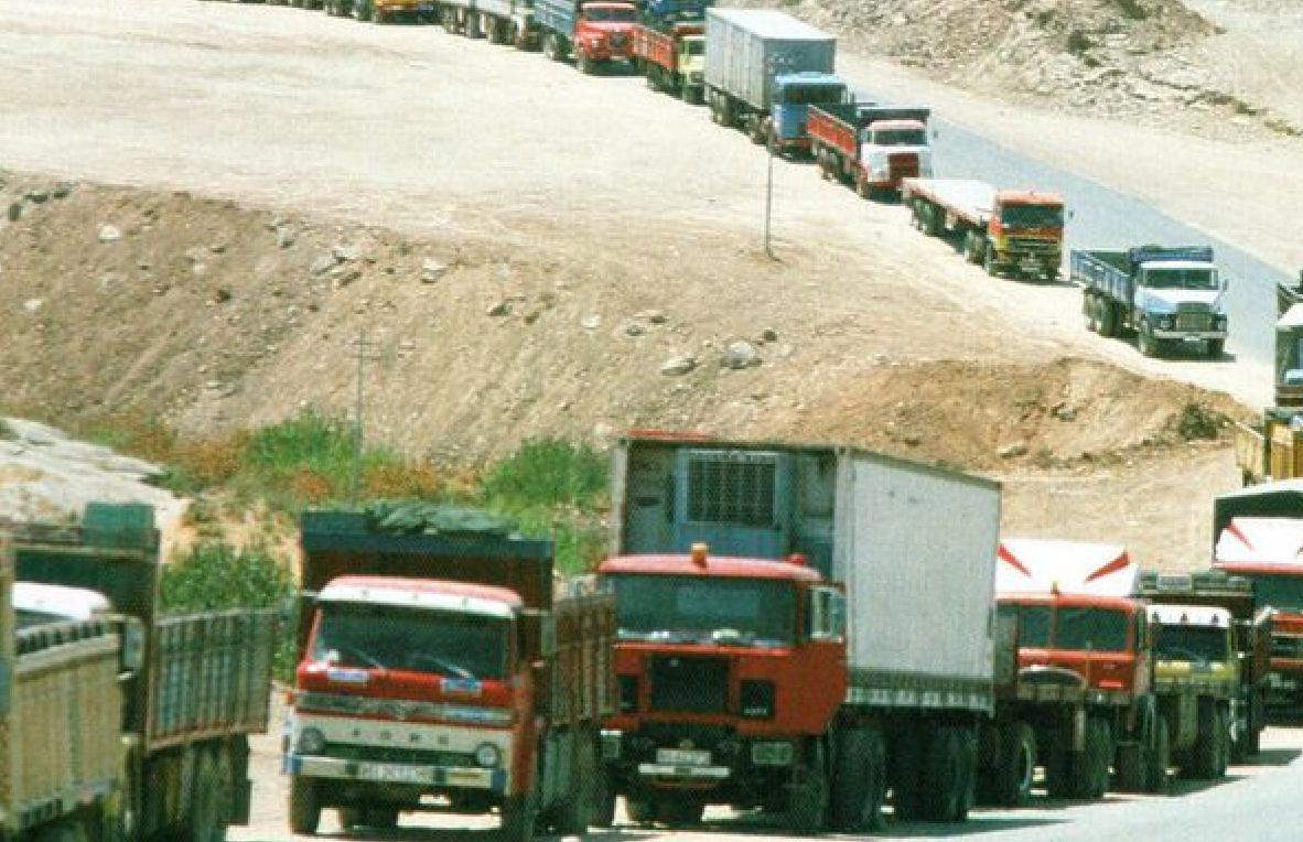 Grenze-Bab-El-Hawa-Cilvegozu----SYR-TR