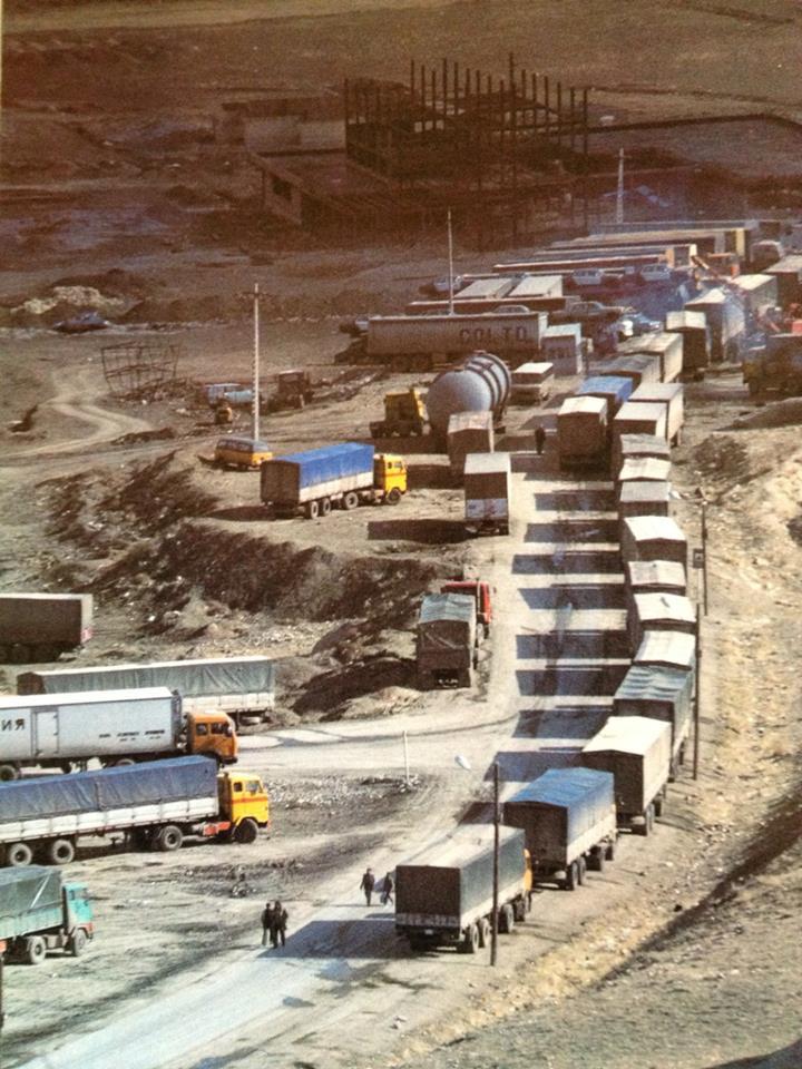 Grenze-Bab-El-Hawa-Cilvegozu-SYR-TR