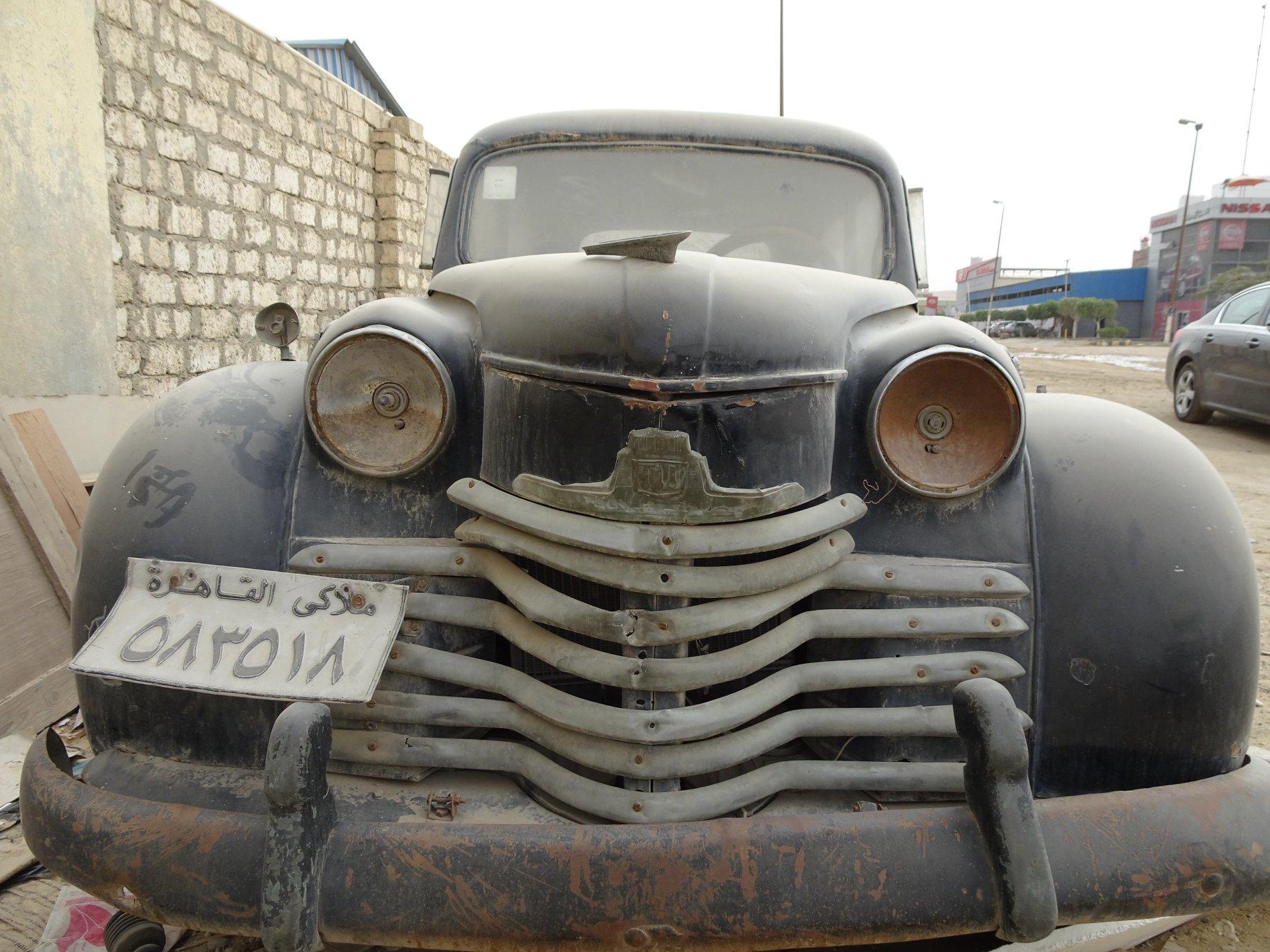 Opel-Olympia-1950-1953-cairo-