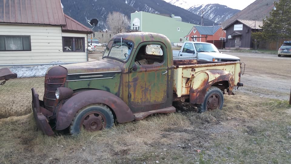Trucks--Glenn-Miller--In-a-small-town--somewhere-in-the-Colorado-Rocky-Mountains-2