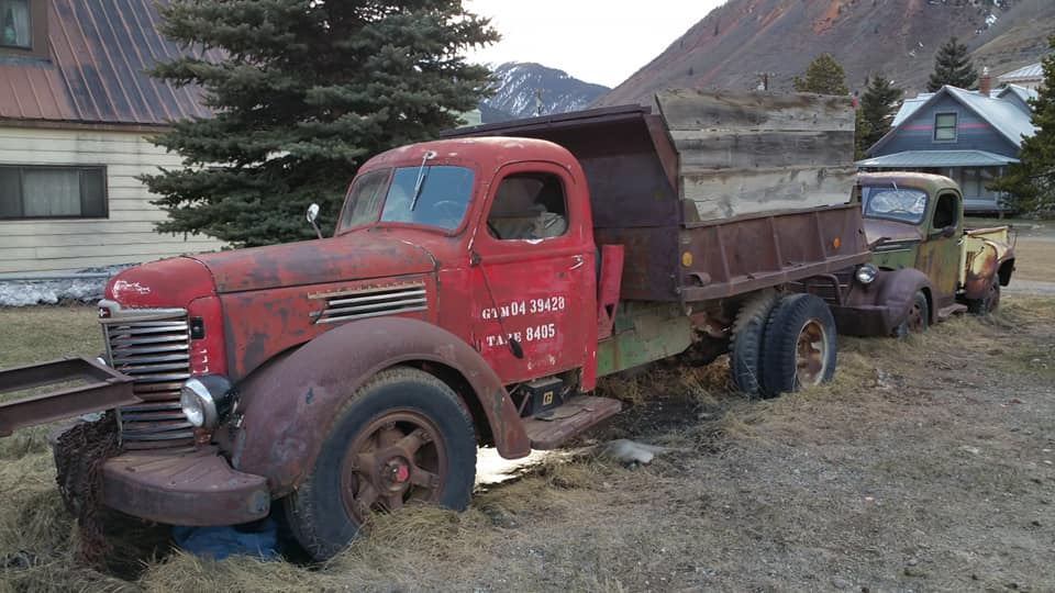 Trucks--Glenn-Miller--In-a-small-town--somewhere-in-the-Colorado-Rocky-Mountains-3