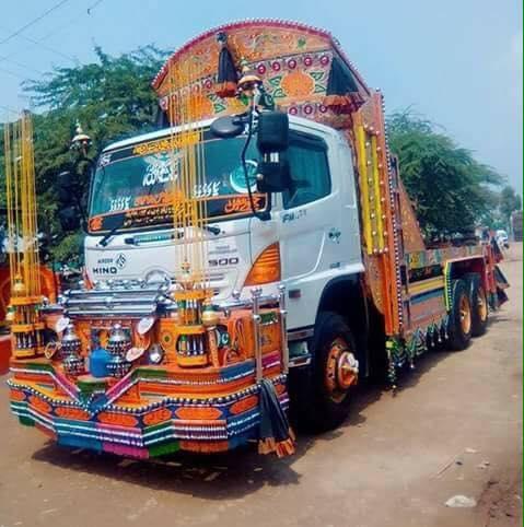 Hino-Truck-500-