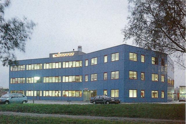 Vitesse-hoofdkantoor