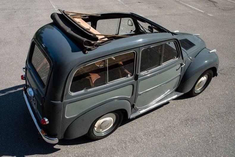 Fiat-Topolino-500c-Belvedere-3-Door-Station-Wagon-with-Folding-Sunroof-and-Suicide-Doors--1952---3