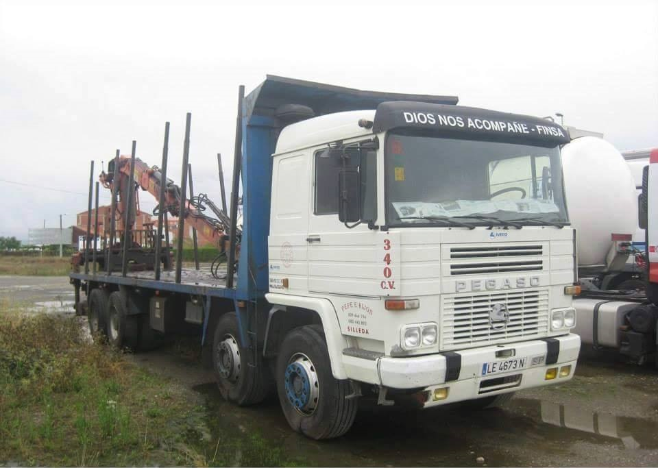 Madereros---Hout--trucks--72