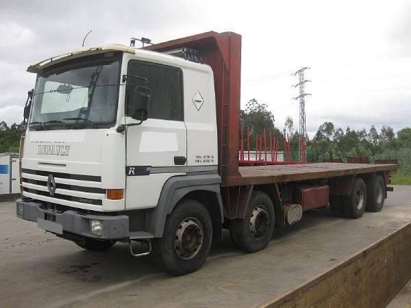 Madereros---Hout--trucks--75