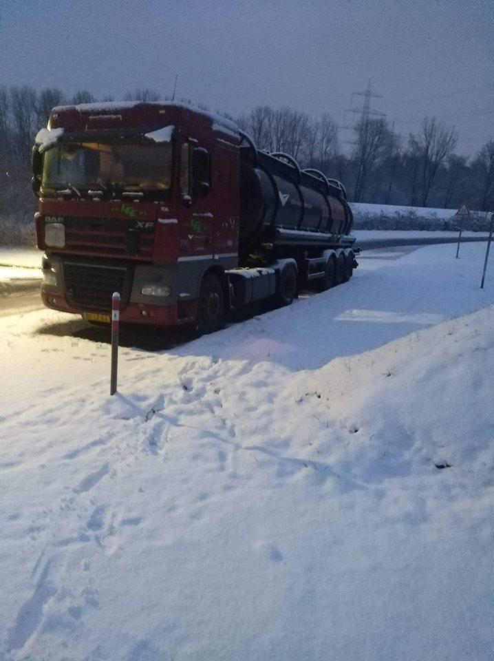 sneeuw-reisje