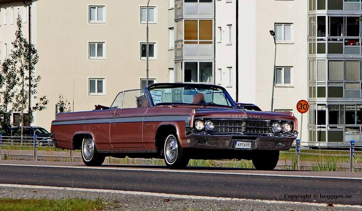 Oldsmobile--1965