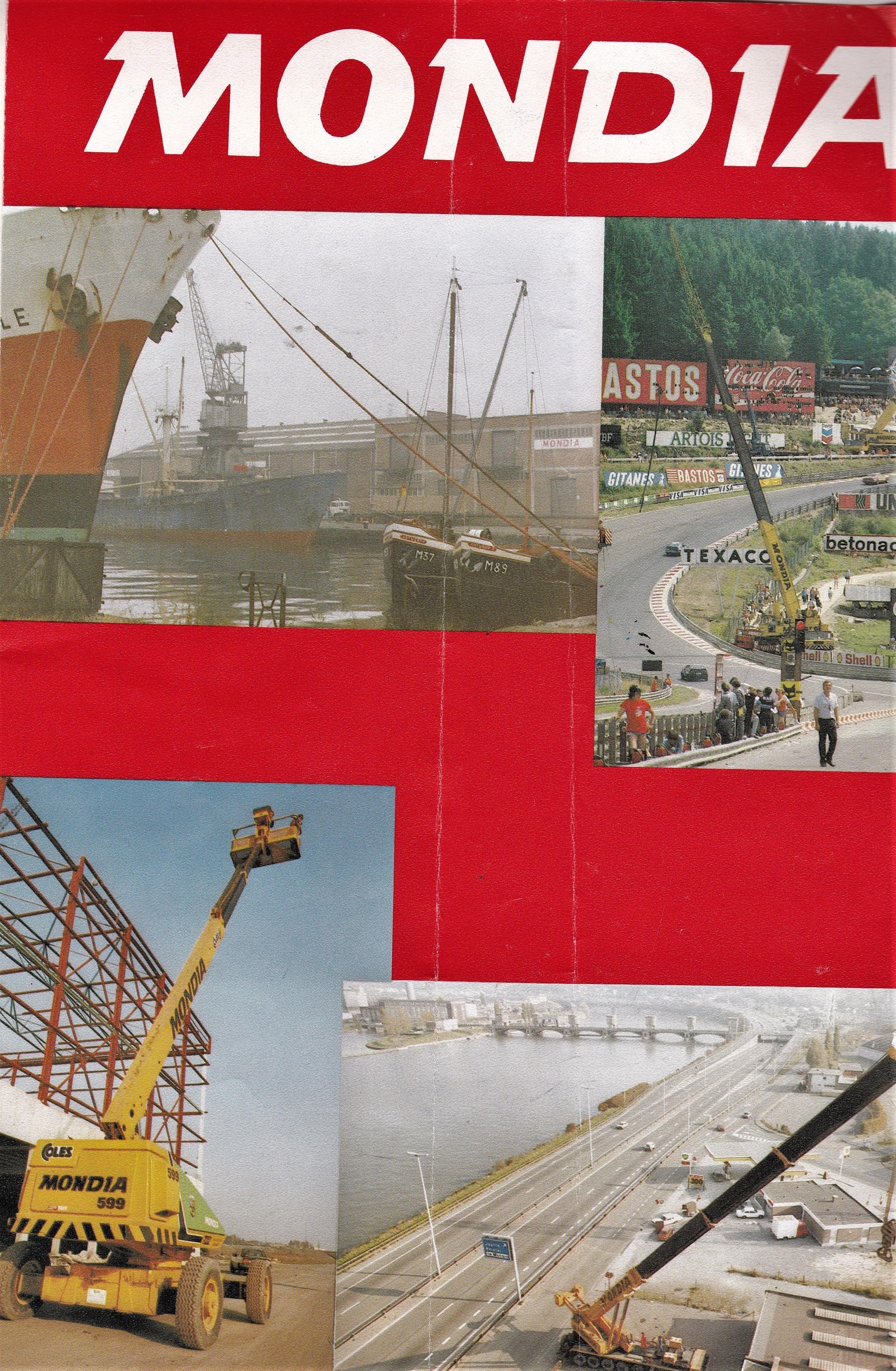 Mondia--Luik-Antwerpen--folder-1984-