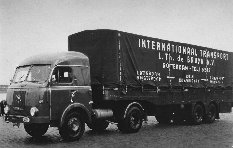 Henschel-truck