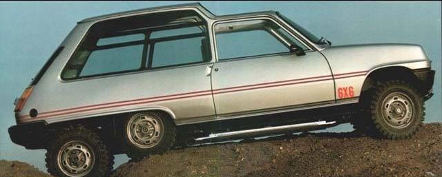 Renault--5-6X6-