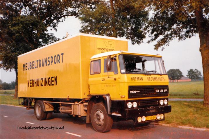 DAF-2100-Kastenwagen