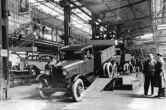 GAZ-fabriek