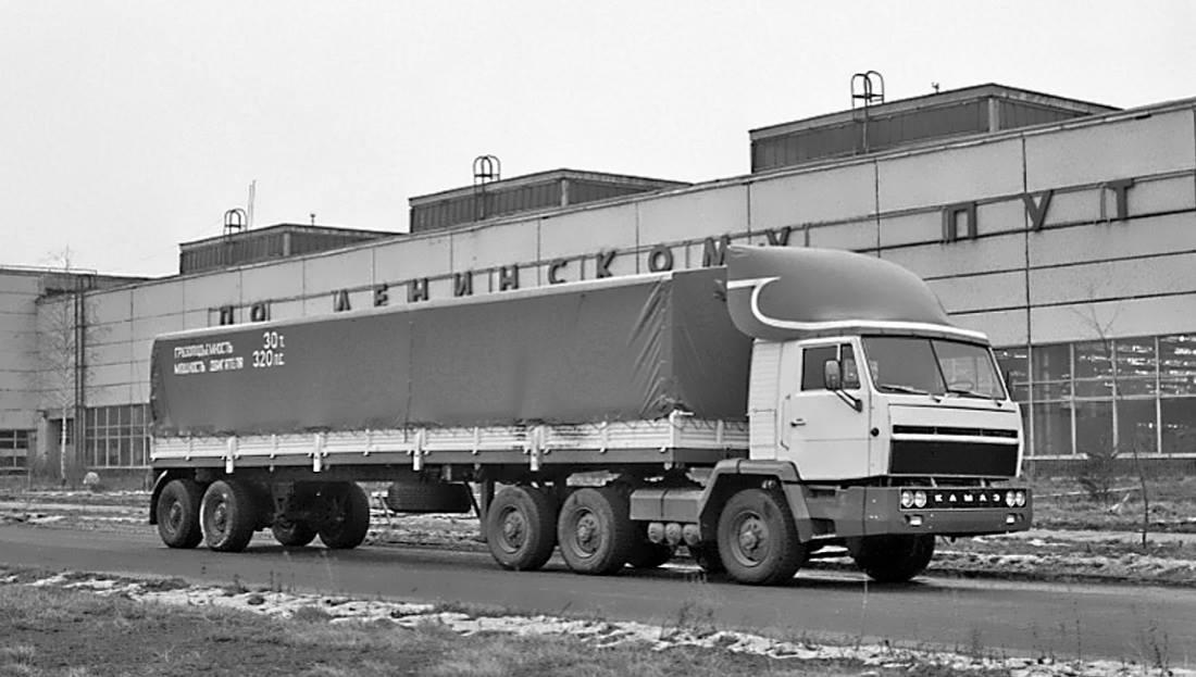 Kamaz-6410-1982-