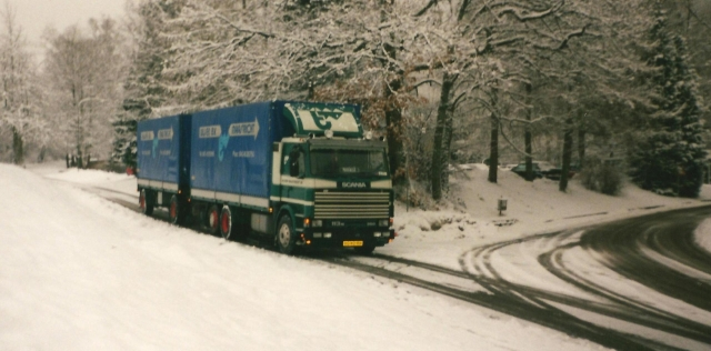 Scania-in-de-ardennen