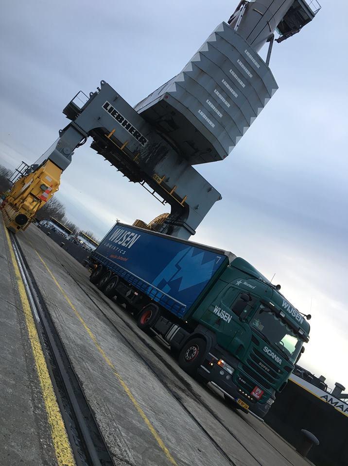 Antwerpen-Scania-