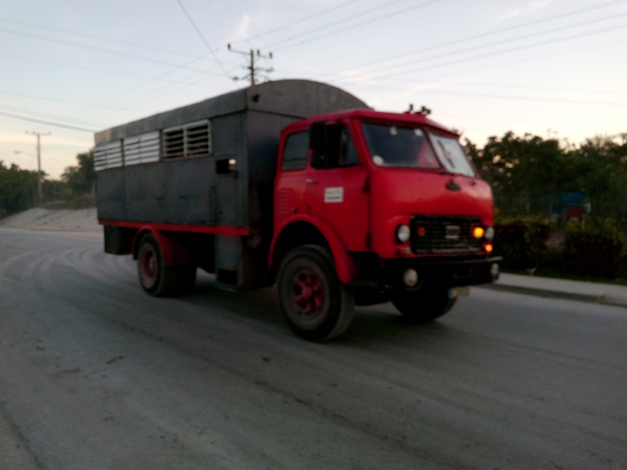 maz-500