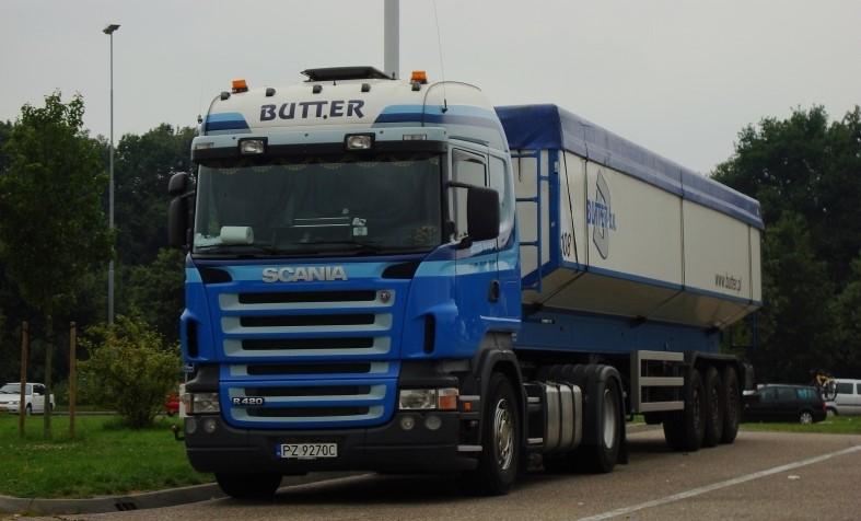 Scania--R420