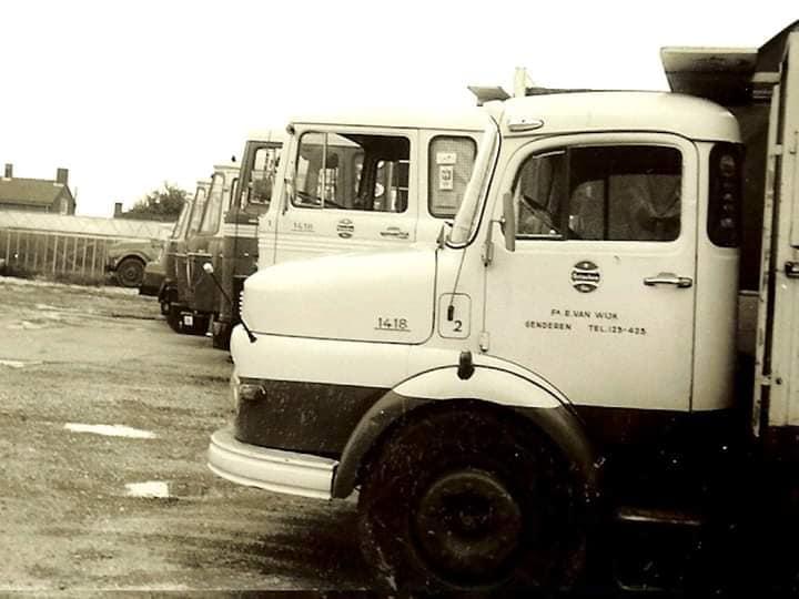 Mercedes-Lp--Kees-van-den-Bos-archief-1