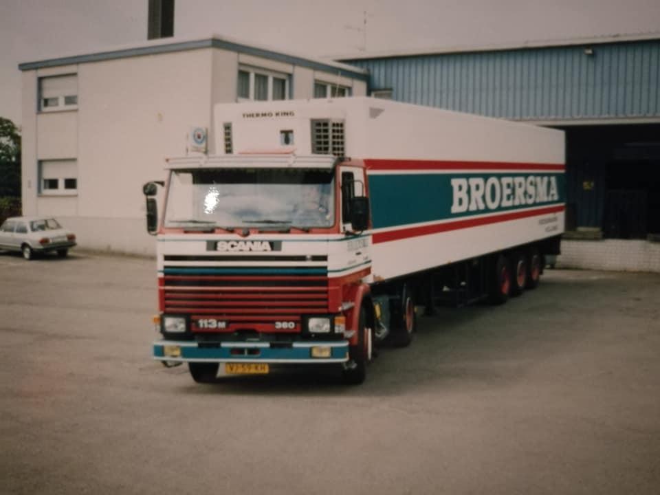 Scania--133M