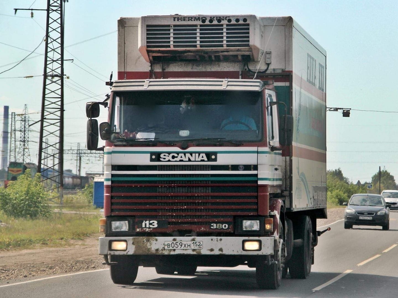 Scania--Russia