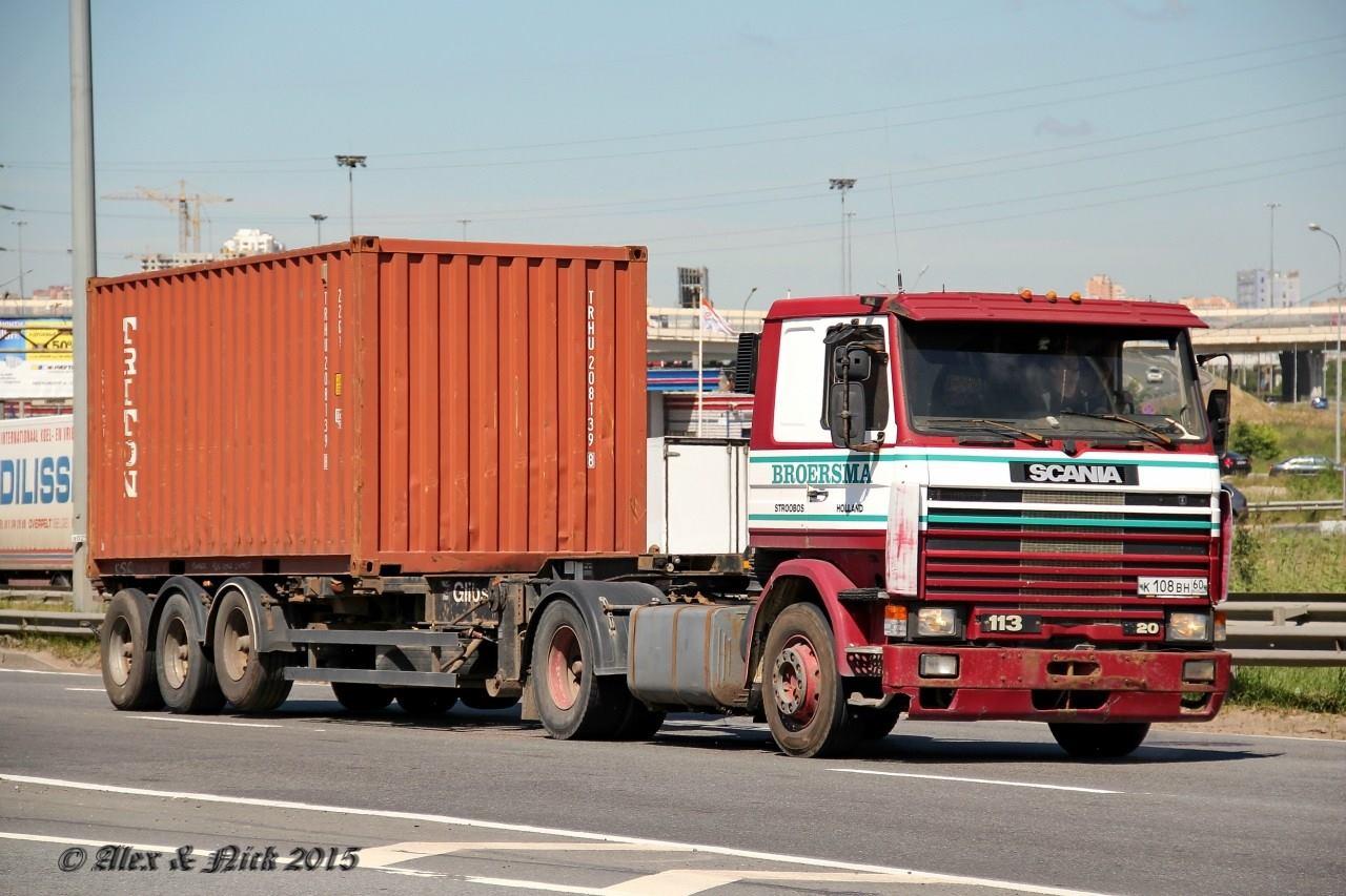Scania-113--Rusland