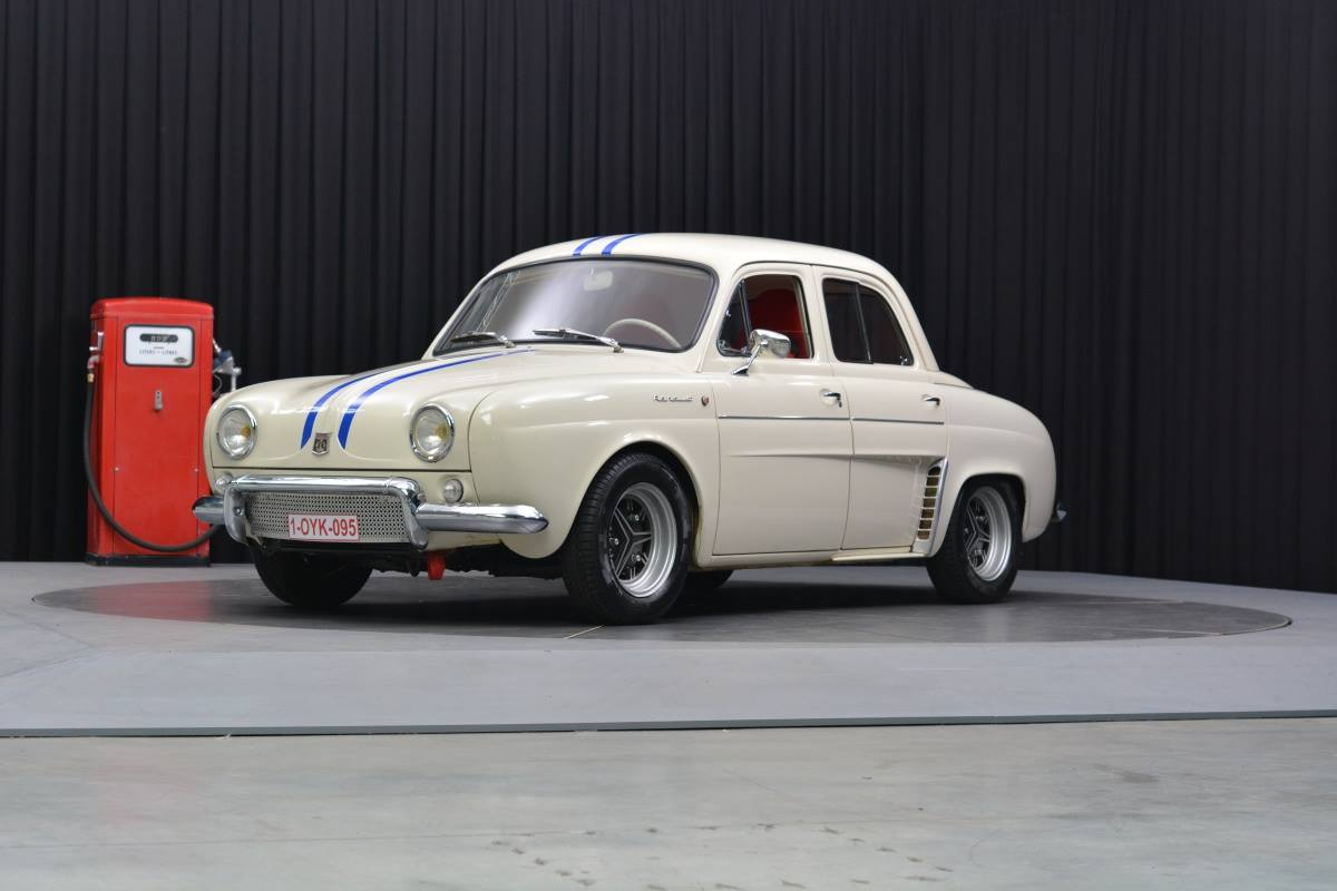 RENAULT-DAUPHINE--1961----R5-GT-1-4L-TURBO-ENGINE--GORDINI-LOOK-1