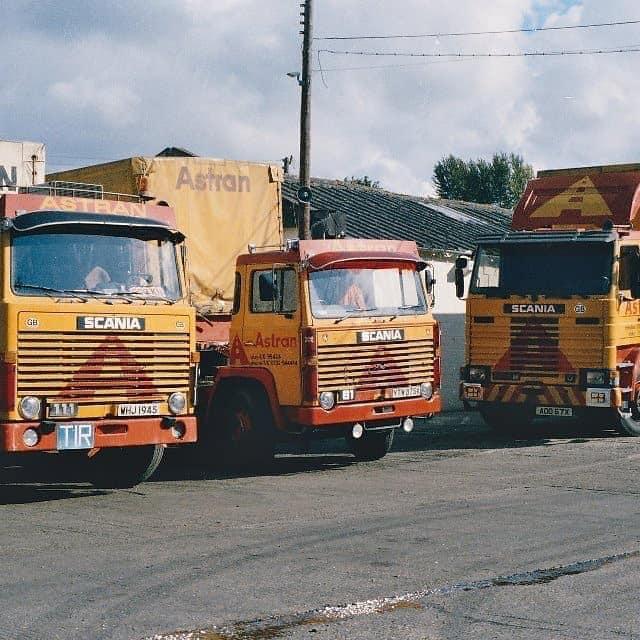 Scania-in-Turkije-