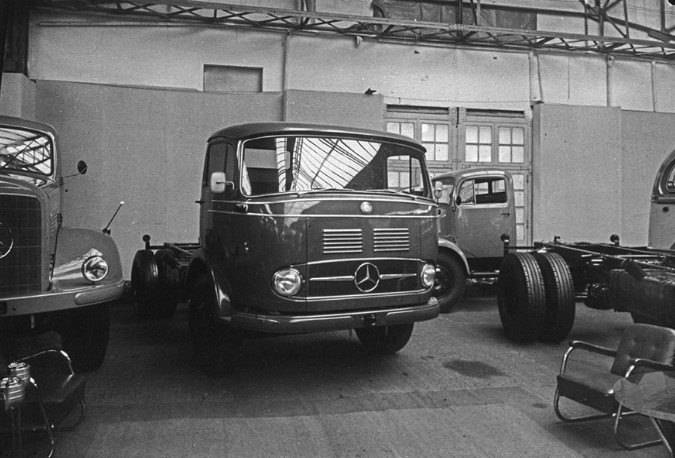 Auto-salon-Paris-1956-archief-Paul-de-Keizer-Mercedes-2