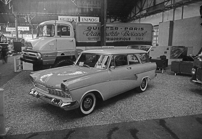 Ford-Auto-salon-Paris-1956-archief-Paul-de-Keizer-1