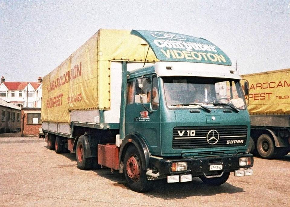 Mercedes-V10-Super