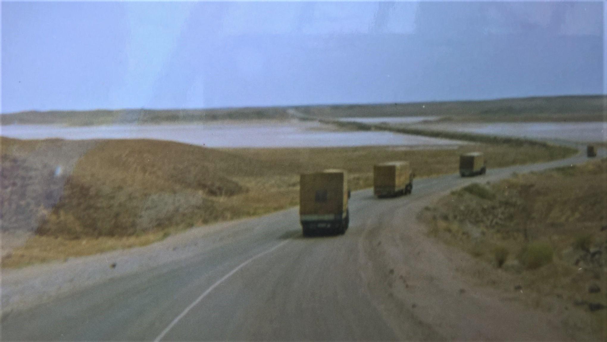 1988--Budapest--Oslo-Moskva-Alma-Ata-Biskek-Akjar-Kirgiztan-12