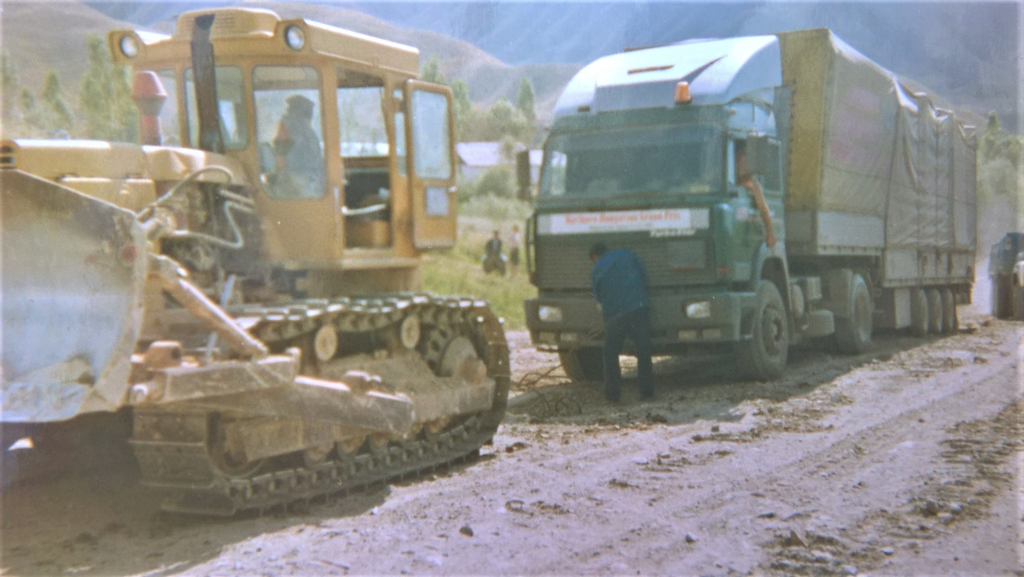 1988--Budapest--Oslo-Moskva-Alma-Ata-Biskek-Akjar-Kirgiztan-13
