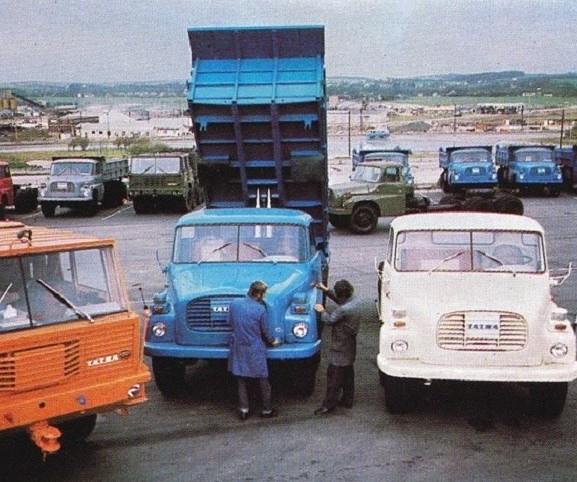Tatra-show