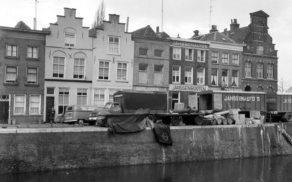 s-Hertogenbosch-Brede-Haven-1962-
