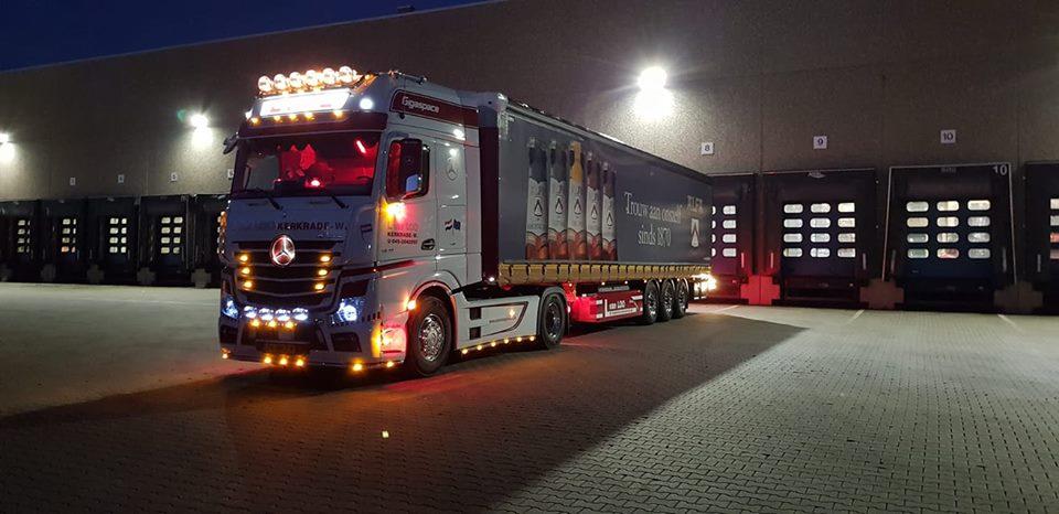 Transport-bij-DC