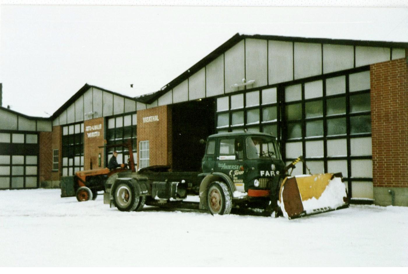 1972-Bedford-Snweplov-