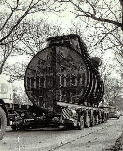 drukvat-vervoer