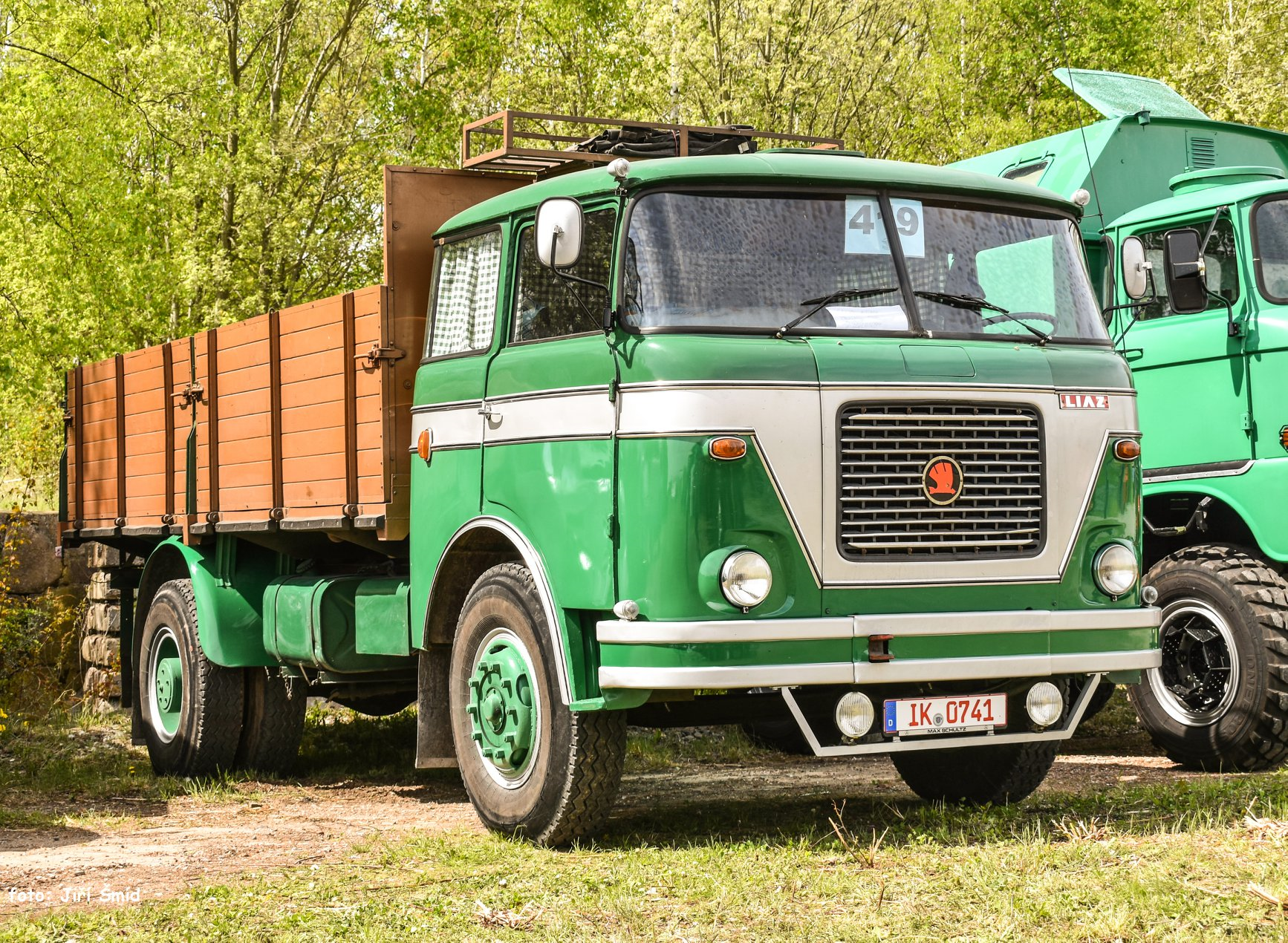 LIAZ-truck