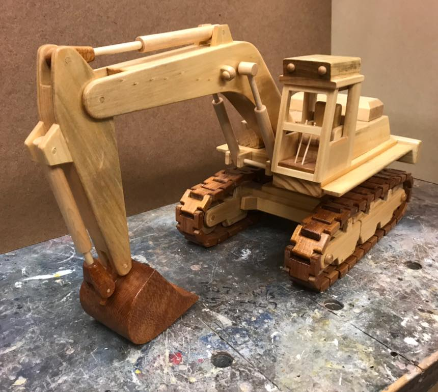 a-wooden-model-of-an-excavator-2