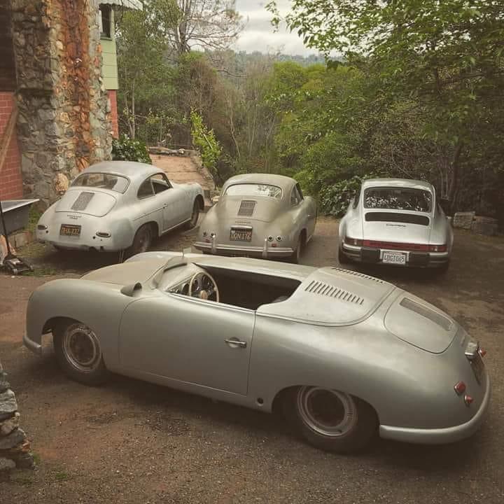 Porsche-familie-