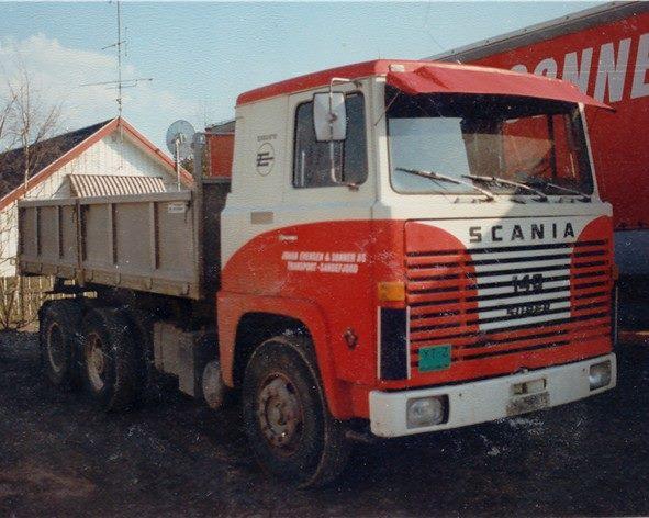 Scania-140-Kipper