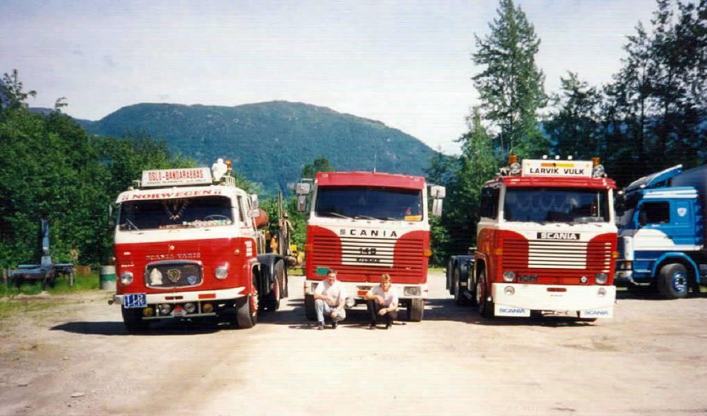 Scania-mix