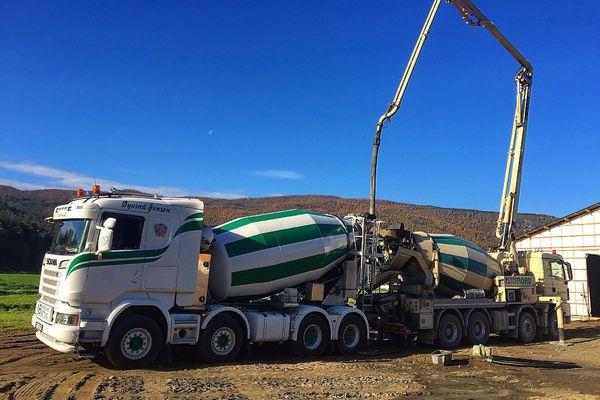 Scania-pumpe